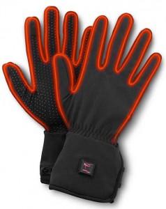 cienkie rękawice ogrzewane